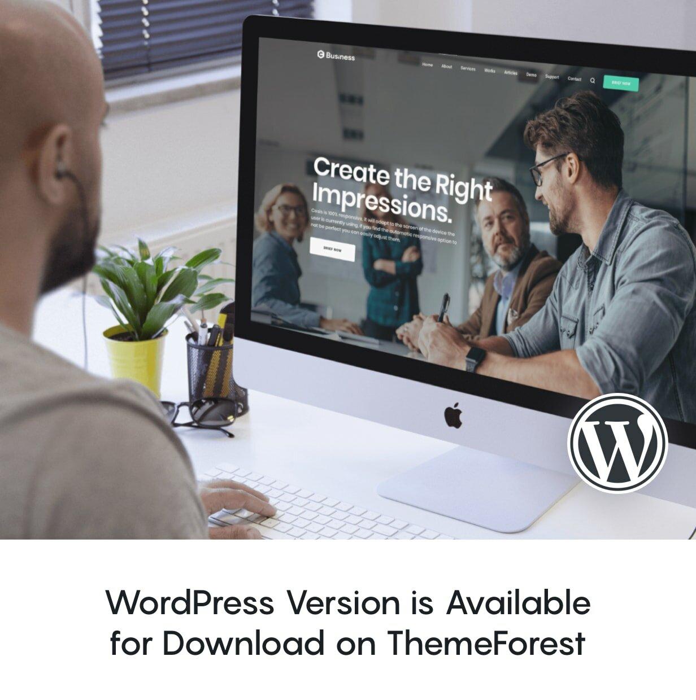 Cesis is the Best Multi-Purpose WordPress Theme on ThemeForest