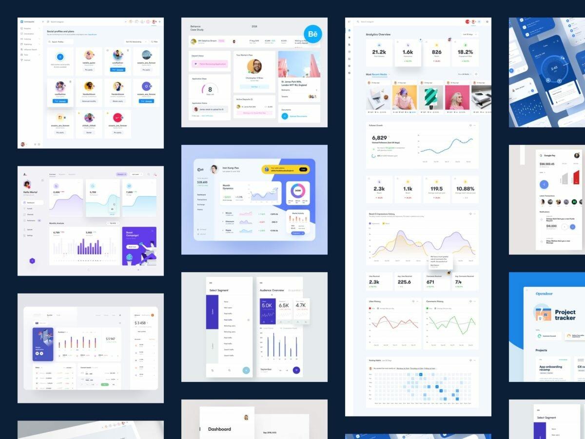 FreeUI Design: UI Design Freebies - Free UI Kit, Icons